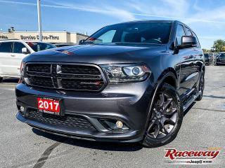 Used 2017 Dodge Durango | NAPPA LEATHER | SUNROOF for sale in Etobicoke, ON