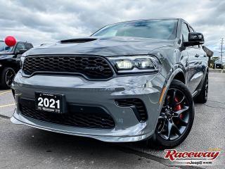 Used 2021 Dodge Durango | CARBON FIBRE ACCENTS | HARMAN/KARDON SPEAKERS for sale in Etobicoke, ON