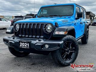 Used 2021 Jeep Wrangler   TECH GRP   TOW GRP   SAFETY GRP   DUAL TOP for sale in Etobicoke, ON
