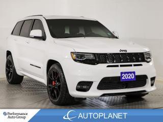 Used 2020 Jeep Grand Cherokee SRT 4x4, HEMI, High Performance Audio Pkg, Navi! for sale in Brampton, ON