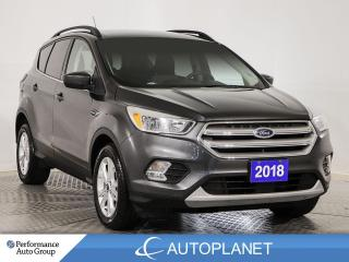 Used 2018 Ford Escape SE, Back Up Cam, Heated Seats, Bluetooth! for sale in Brampton, ON