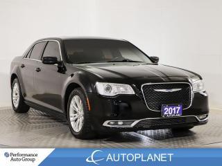 Used 2017 Chrysler 300 Touring, Value Pkg, Navi, Back Up Cam, Pano Roof! for sale in Brampton, ON