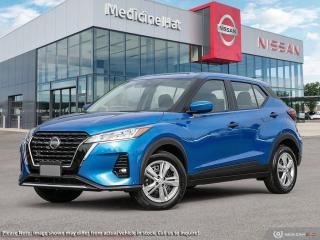 New 2021 Nissan Kicks S for sale in Medicine Hat, AB