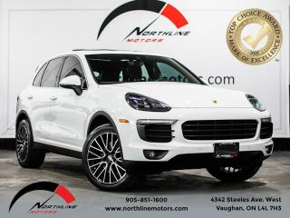 Used 2016 Porsche Cayenne AWD 4dr/ACCIDENT FREE/SINGLE OWNER/NAV/SUNROOF for sale in Vaughan, ON
