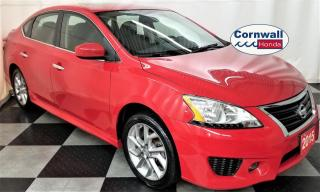 Used 2015 Nissan Sentra 1.8S - Clean CarFax, Low KM!! for sale in Cornwall, ON