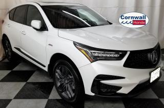 Used 2020 Acura RDX SH-AWD for sale in Cornwall, ON