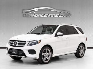 Used 2018 Mercedes-Benz GLE-Class GLE 400 4MATIC Intelligent Drive Pkg, AMG Pkg, Loaded for sale in Concord, ON