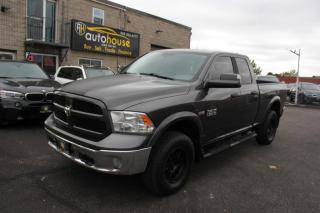 Used 2015 RAM 1500 5.7 HEMI SLT 4WD EXTENDED CAB POWER SEATS for sale in Newmarket, ON