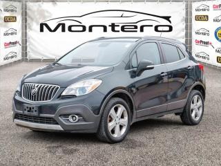 Used 2016 Buick Encore AWD 4DR CONVENIENCE for sale in North York, ON