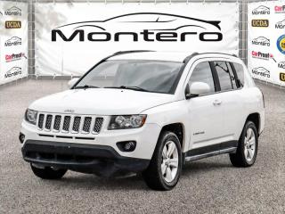 Used 2015 Jeep Compass 4WD 4DR for sale in North York, ON