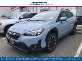 Used 2021 Subaru XV Crosstrek Touring for sale in North Vancouver, BC