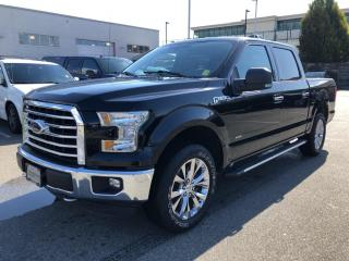 Used 2016 Ford F-150 SUPERCREW XLT for sale in North Vancouver, BC