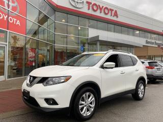Used 2015 Nissan Rogue SV for sale in Surrey, BC