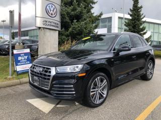 Used 2018 Audi Q5 2.0T Progressiv S-LINE SPORT PKG! Quattro! for sale in Surrey, BC