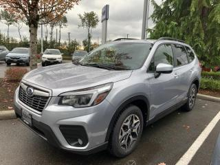 New 2021 Subaru Forester CONVENIENCE for sale in Port Coquitlam, BC