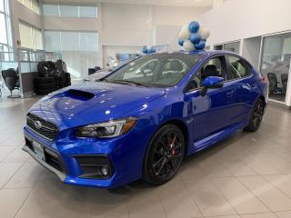 New 2021 Subaru WRX SPORT for sale in Port Coquitlam, BC