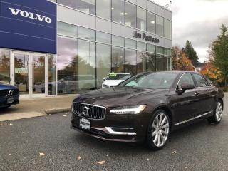 Used 2018 Volvo S90 Hybrid T8 Inscription for sale in Surrey, BC