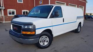 Used 2013 GMC Savana G2500 Extended Cargo for sale in Dunnville, ON