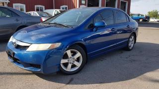 Used 2011 Honda Civic LX-S Sedan for sale in Dunnville, ON