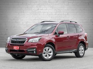 Used 2017 Subaru Forester 2.5i Premium PZEV CVT for sale in London, ON