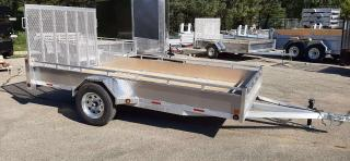 Used 2021 TRIUMPH TRAILERS SA6X12-35 ALUMINUM UTILITY for sale in Kitchener, ON