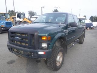 Used 2008 Ford F-350 SD XL Crew Cab Long Bed 4WD for sale in Burnaby, BC