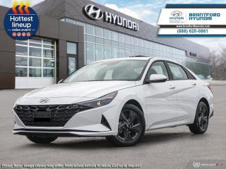 New 2022 Hyundai Elantra Preferred  - $143 B/W for sale in Brantford, ON