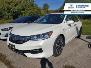 Used 2017 Honda Accord Sedan - $157 B/W for sale in Brantford, ON