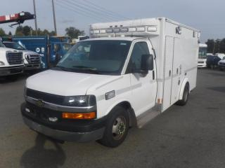 Used 2012 Chevrolet Express G3500 Ex Ambulance for sale in Burnaby, BC