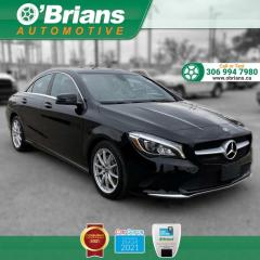 Used 2018 Mercedes-Benz CLA-Class CLA 250 w/AWD, Backup Camera, Leather, Heated Seats, Cruise for sale in Saskatoon, SK