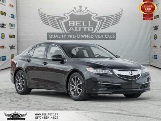 Used 2015 Acura TLX V6 Tech, AWD, Navi, RearCam, SunRoof, B.spot, LaneAsst for sale in Toronto, ON