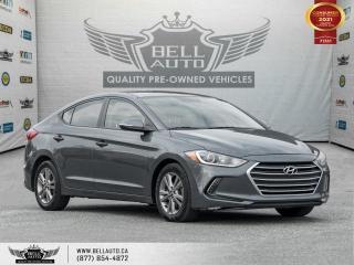 Used 2017 Hyundai Elantra GL, RearCam, NoAccident, HeatedSeat, CruiseControl for sale in Toronto, ON
