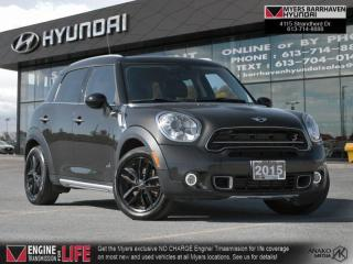 Used 2015 MINI Cooper Countryman - $139 B/W - Low Mileage for sale in Nepean, ON