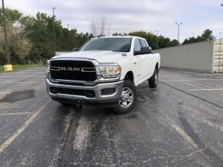 Used 2020 RAM 2500 Big Horn CREW CAB 4WD for sale in Cayuga, ON