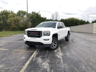 Used 2017 GMC Sierra 1500 SLT ALL TERRAIN CREW 4WD for sale in Cayuga, ON