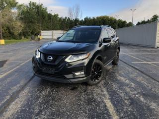 Used 2017 Nissan Rogue SV STAR WARS ROGUE ONE LIMITED ED AWD for sale in Cayuga, ON