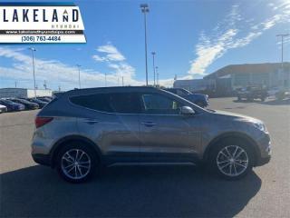 Used 2018 Hyundai Santa Fe Sport 2.0T SE AWD  - Sunroof - $190 B/W for sale in Prince Albert, SK