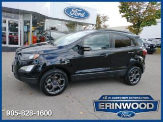Used 2018 Ford EcoSport SES for sale in Mississauga, ON