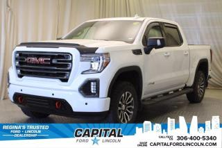 Used 2020 GMC Sierra 1500 Crew Cab AT4 **New Arrival** for sale in Regina, SK