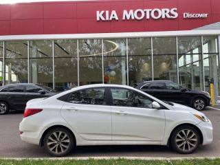 New 2017 Hyundai Accent SE for sale in Charlottetown, PE
