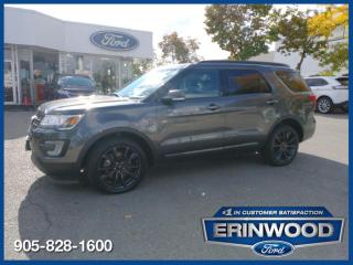 Used 2017 Ford Explorer XLT for sale in Mississauga, ON
