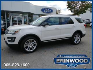 Used 2016 Ford Explorer XLT for sale in Mississauga, ON