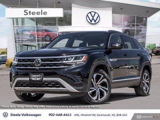 New 2021 Volkswagen Atlas Cross Sport Execline for sale in Dartmouth, NS