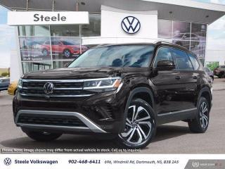 New 2021 Volkswagen Atlas EXECLINE for sale in Dartmouth, NS