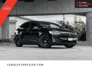 Used 2019 Tesla Model X Long Range  7 Passenger/ Auto Pilot/ Dual Motor/ Leather/ Accident Free for sale in Surrey, BC