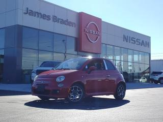 Used 2012 Fiat 500 Sport for sale in Kingston, ON