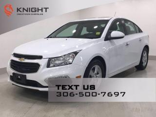 Used 2015 Chevrolet Cruze 2LT | Leather | Sunroof | for sale in Regina, SK
