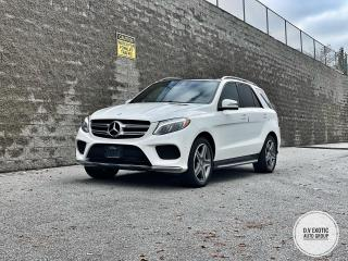 Used 2016 Mercedes-Benz GLE GLE 350d for sale in Vancouver, BC