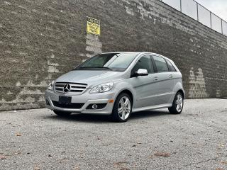 Used 2011 Mercedes-Benz B-Class B 200 for sale in Vancouver, BC