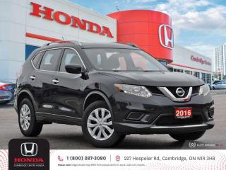 Used 2016 Nissan Rogue BLUETOOTH | HEATED SEATS for sale in Cambridge, ON